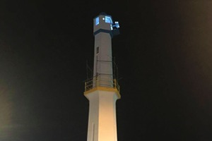 image of the beacon lighthouse